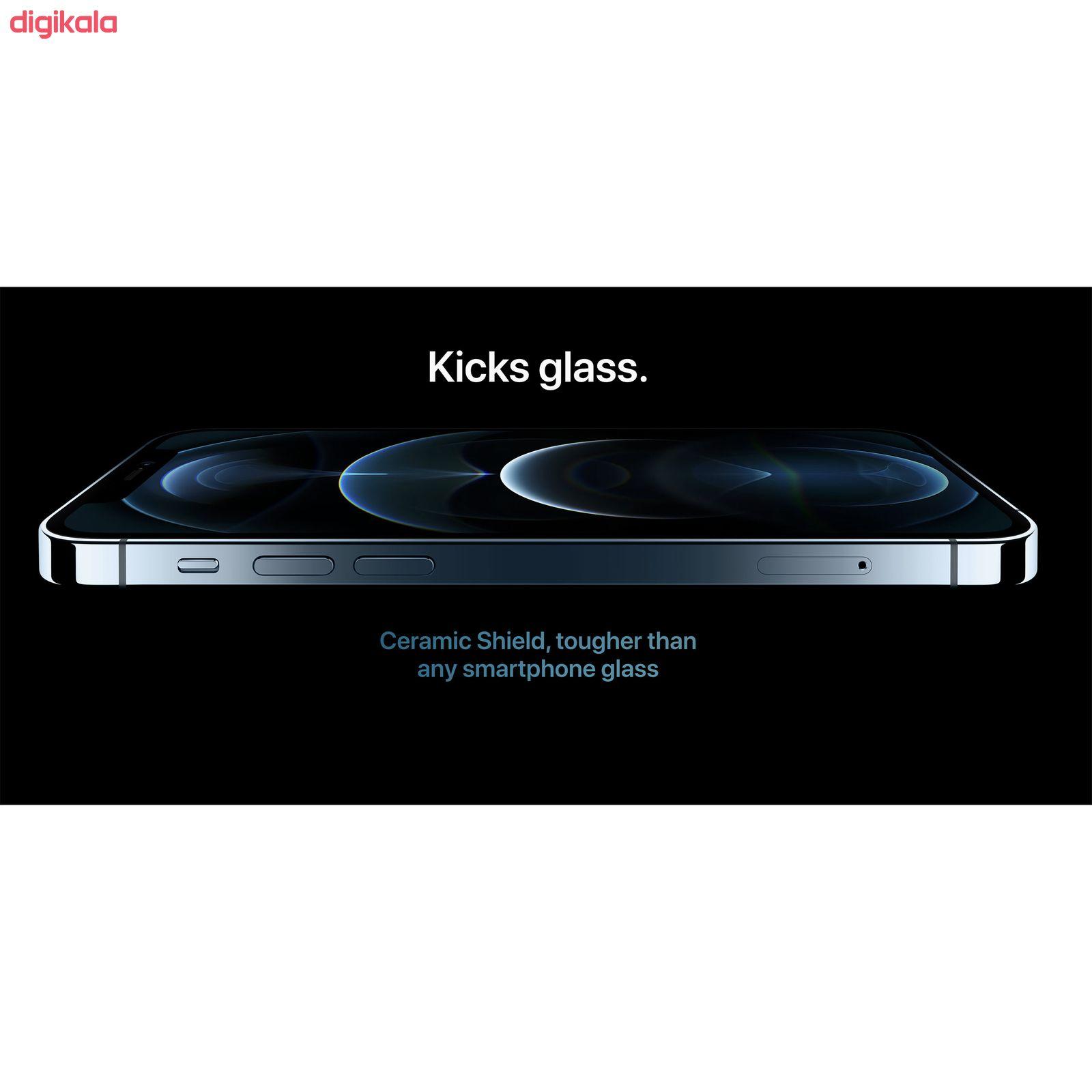گوشی موبایل اپل مدل iPhone 12 Pro A2408 دو سیم کارت ظرفیت 256 گیگابایت main 1 7