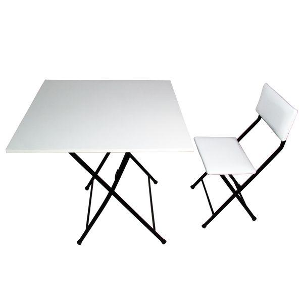 میز و صندلی ناهارخوری میزیمو کد 8103