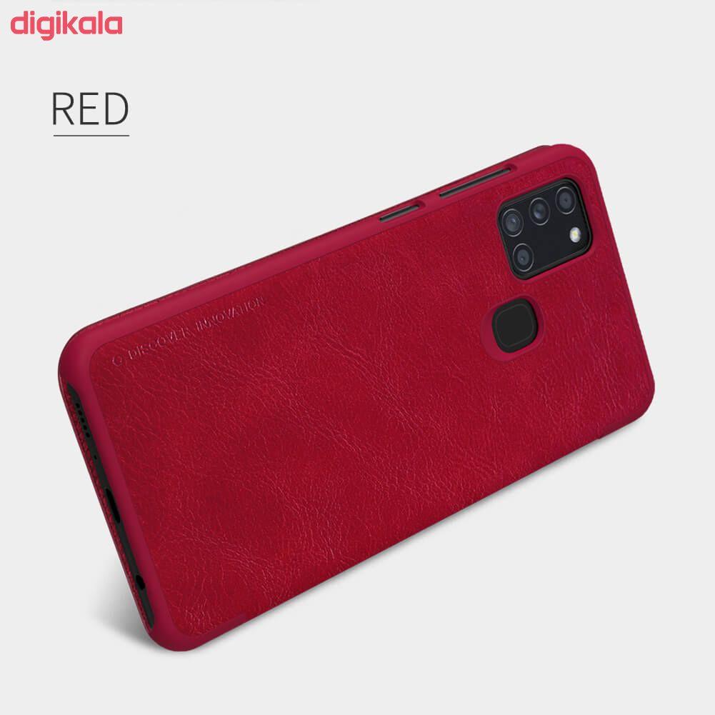 کیف کلاسوری نیلکین مدل QIN مناسب برای گوشی موبایل سامسونگ Galaxy A21s main 1 21