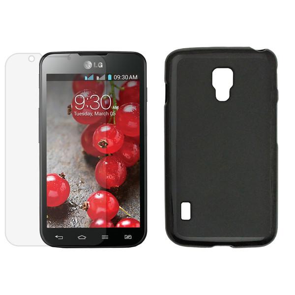 کاور گریفین کد M66C مناسب برای گوشی موبایل ال جی Optimus L7 II / P715 به همراه محافظ صفحه نمایش