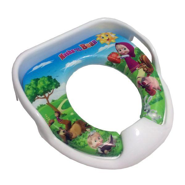تبدیل توالت فرنگی کودک مدل ماشا میشا کد PK-H322