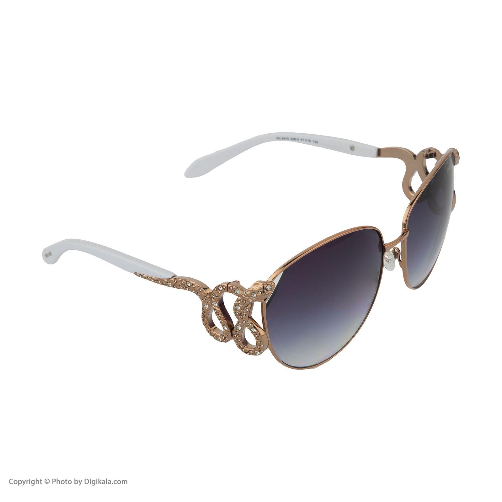 عینک آفتابی زنانه روبرتو کاوالی مدل 897 -  - 3