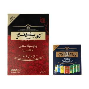 چای توینینگز - مجموعه 2 عددی