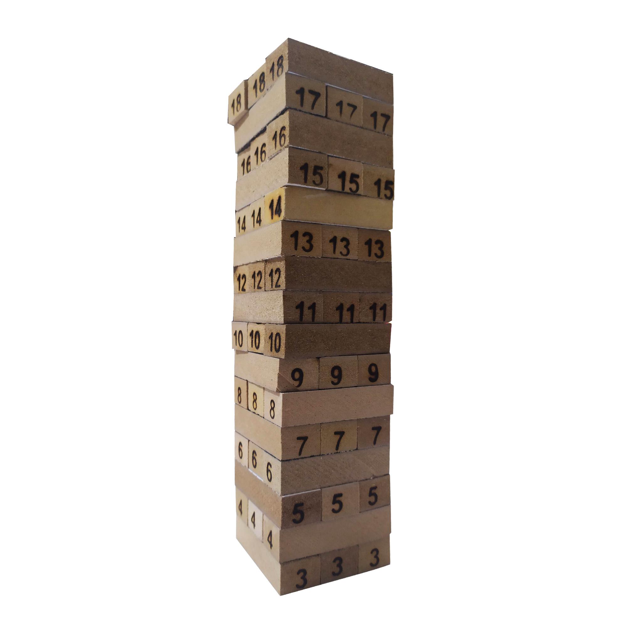 بازی برج هیجان مدل 010