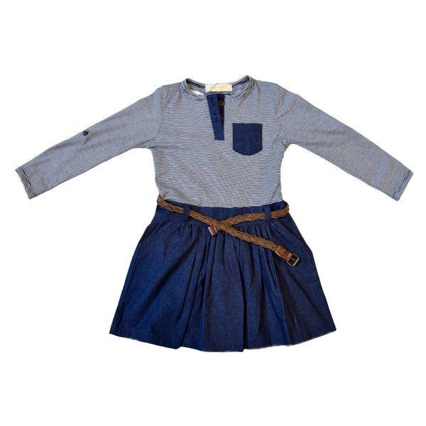 پیراهن دخترانه مدل 021