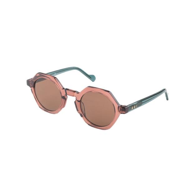 عینک آفتابی کوی مدل توتورو رنگ قهوه ای