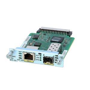 ماژول شبکه سیسکو مدل EHWIC-1GE-SFP-CU
