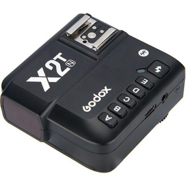 رادیو تریگر گودکس مدل XT2N مناسب برای دوربین های نیکون