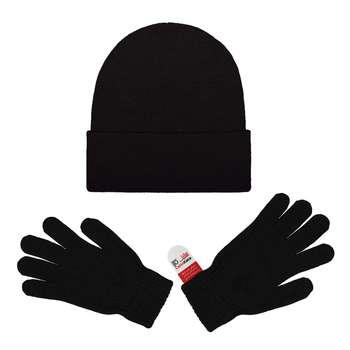 ست کلاه و دستکش سلین کالا مدل ce-wa5