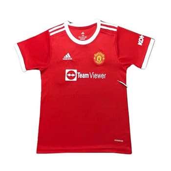 تی شرت ورزشی مردانه مدل منچستر یونایتد home 2021-22