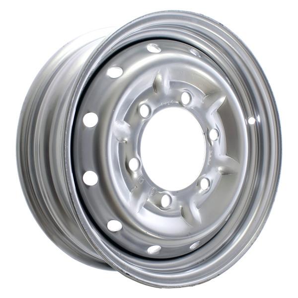 رینگ چرخ مدل 16002 سایز 16 اینچ مناسب برای نیسان وانت