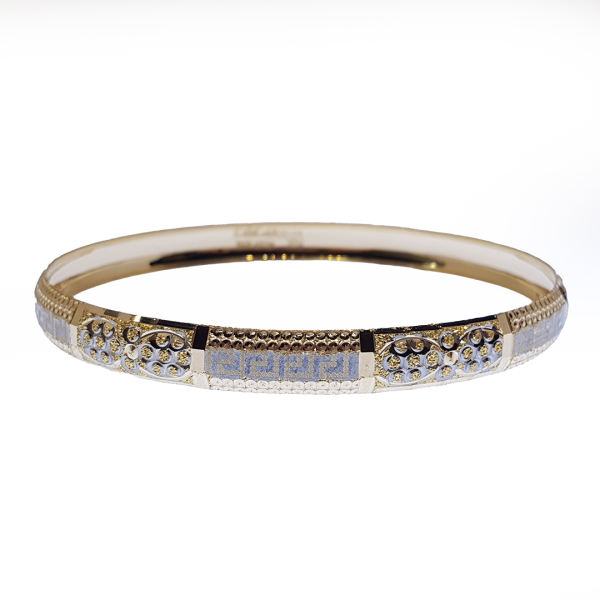 النگو طلا 18 عیار زنانه مدل 1EL1454