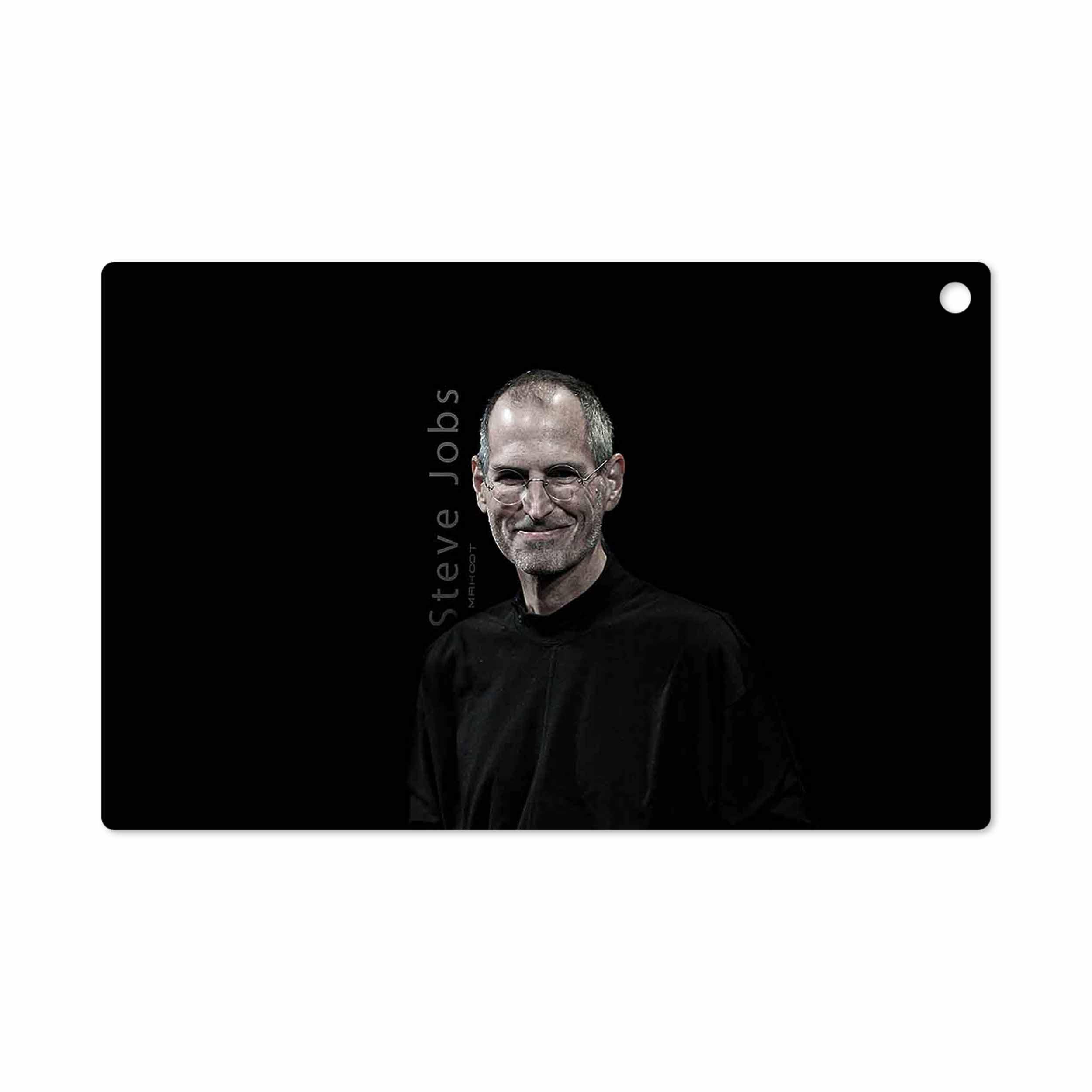 بررسی و خرید [با تخفیف]                                     برچسب پوششی ماهوت مدل Steve Jobs مناسب برای تبلت سونی Xperia Z2 Tablet LTE 2014                             اورجینال
