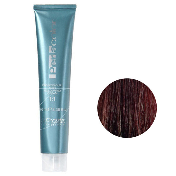 رنگ مو اویستر شماره 6/5 حجم 100 میلی لیتر رنگ بلوند ماهاگونی تیره