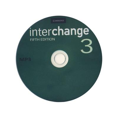 کتاب interchange 3 اثر جمعی از نویسندگان انتشارات زبان مهر