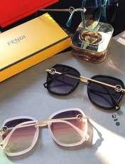 عینک آفتابی زنانه فندی مدل FF0536/S -  - 6
