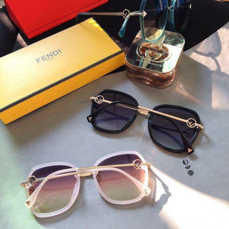 عینک آفتابی زنانه فندی مدل FF0536/S -  - 7