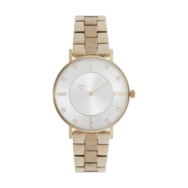 ساعت مچی عقربهای زنانه استورم مدل ST 47400-GD