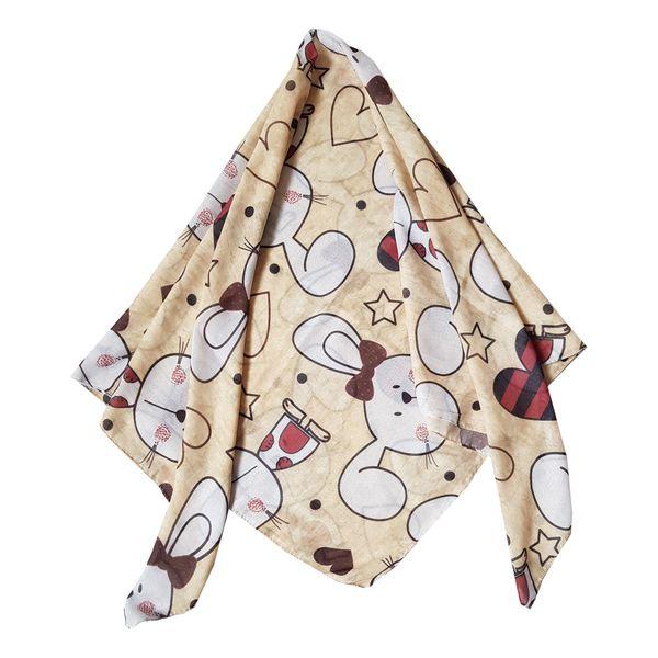 روسری دخترانه مدل خرگوش کد sanY47-23