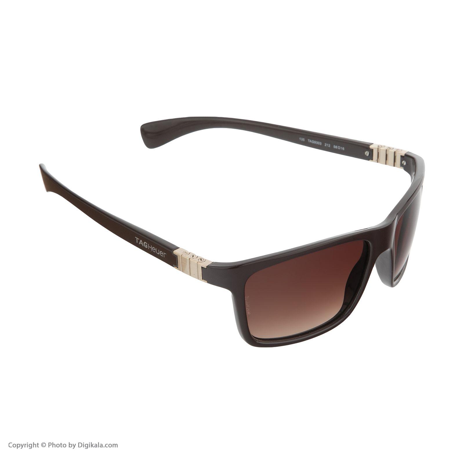 عینک آفتابی تگ هویر مدل 9303 -  - 4