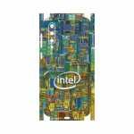 برچسب پوششی ماهوت مدل Intel Brand-FullSkin مناسب برای گوشی موبایل شیائومی Mi 9 SE