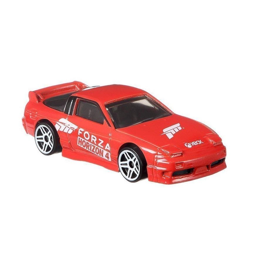 ماشین بازی هات ویلز سری Forza Horizon 4 مدل Nissan 180SX GBB66