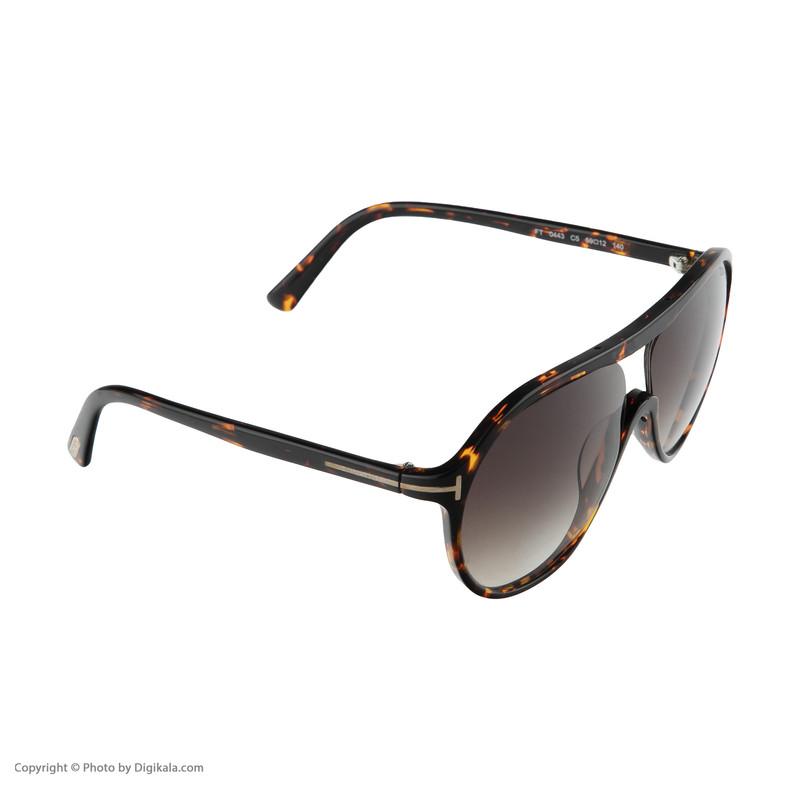 عینک آفتابی تام فورد مدل 443