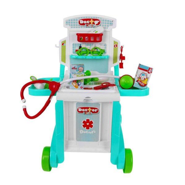 ست اسباب بازی تجهیزات پزشکی ژیونگ چنگ مدل 008-929