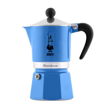 قهوه ساز بیالتی مدل رینبو 3Cups کد 5242