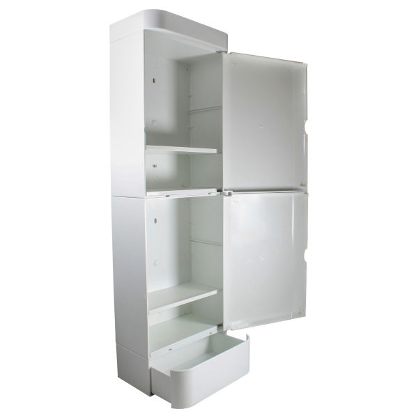 قفسه حمام مدل نیلو