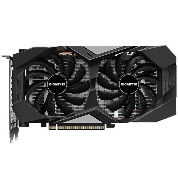 کارت گرافیک گیگابایت مدل GeForce GTX 1660 OC 6G GV-N1660OC-6GD