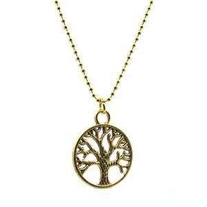 گردنبند دخترانه مدل درخت زندگی کد Tree1199