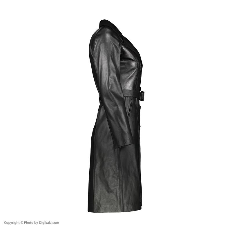 کت چرم زنانه شیفر مدل 2802-1