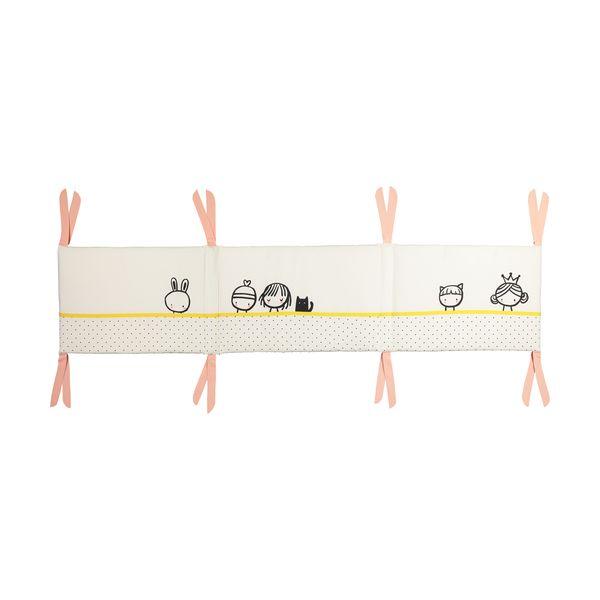 محافظ تخت کودک پریمامان مدل 0PTL0Y