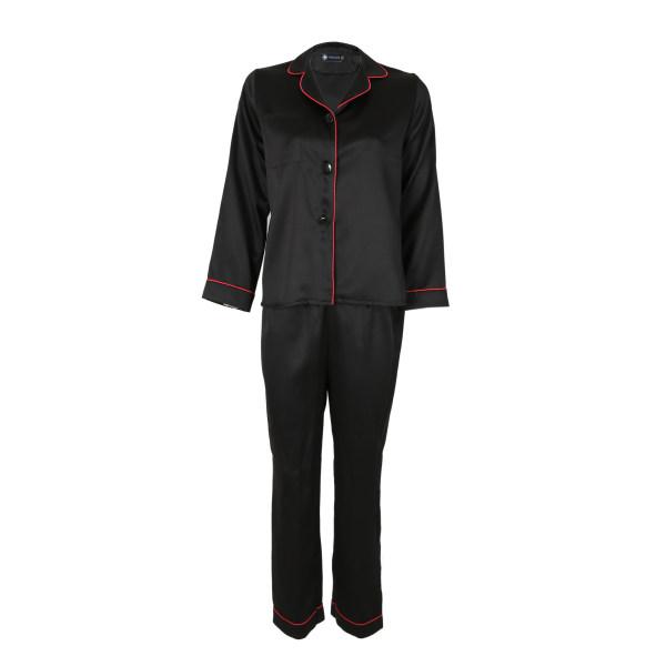 لباس خواب زنانه ناوالس کد SS2020-PJM105-BK