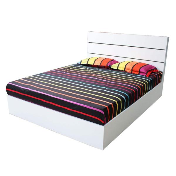 تخت خواب دونفره مدل 1616 سایز 160×200 سانتی متر