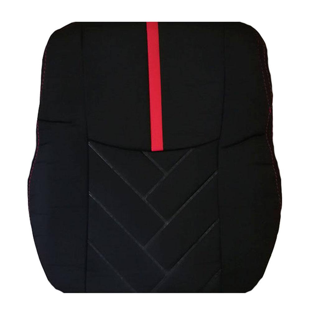 روکش صندلی خودرو کد A56 مناسب برای پژو پارس