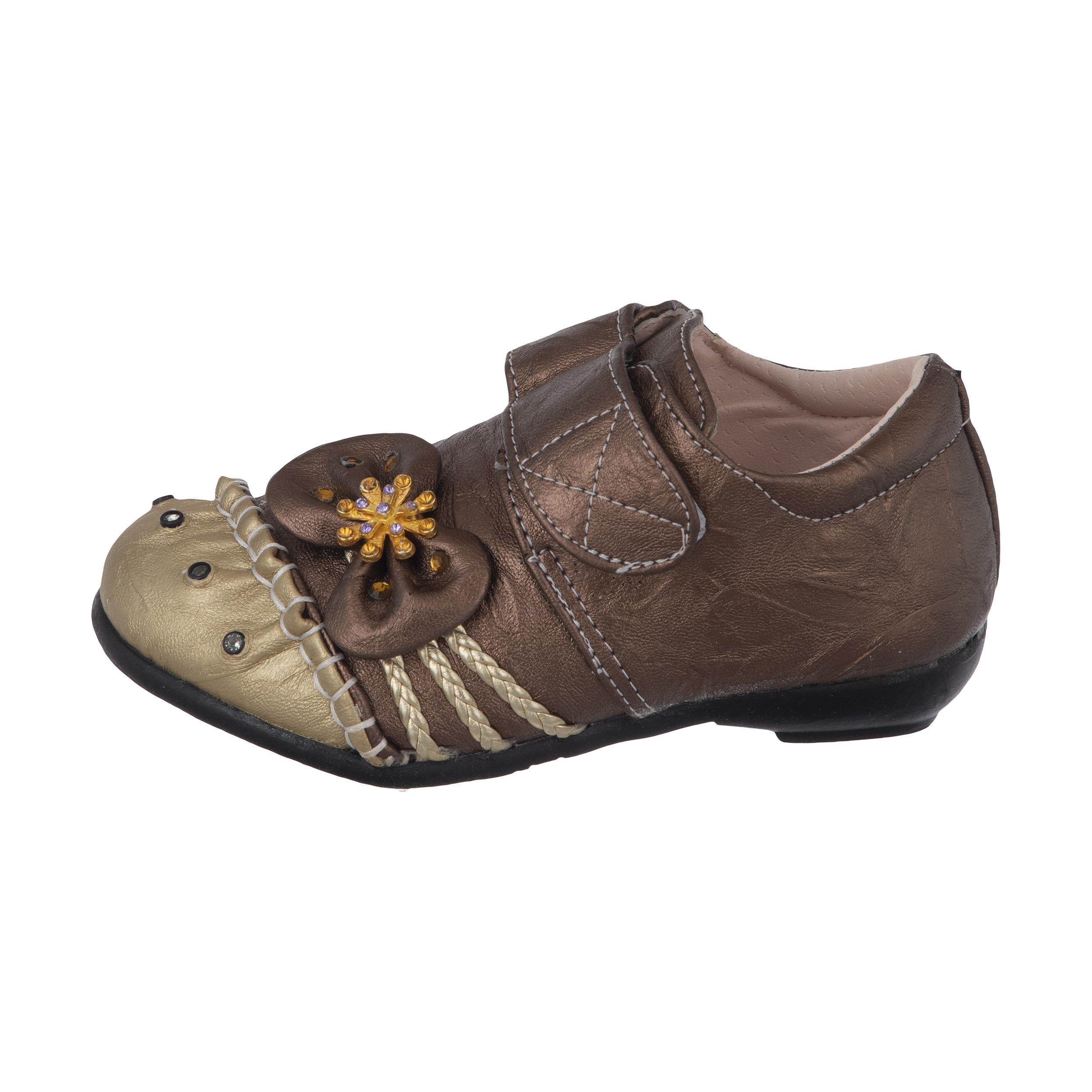 کفش دخترانه لاکی مدل K67