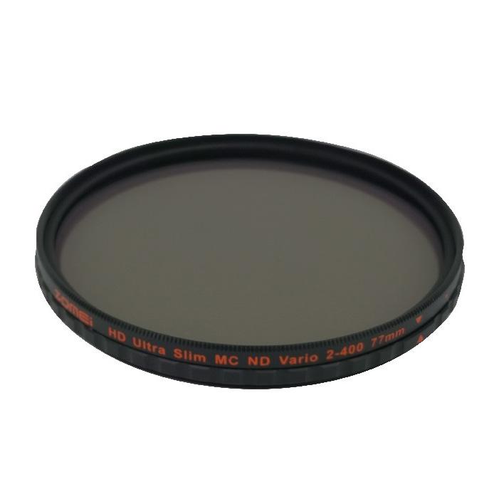 فیلتر لنز زومی مدل ان دی U-HD MC Fader ND2-400 82MM