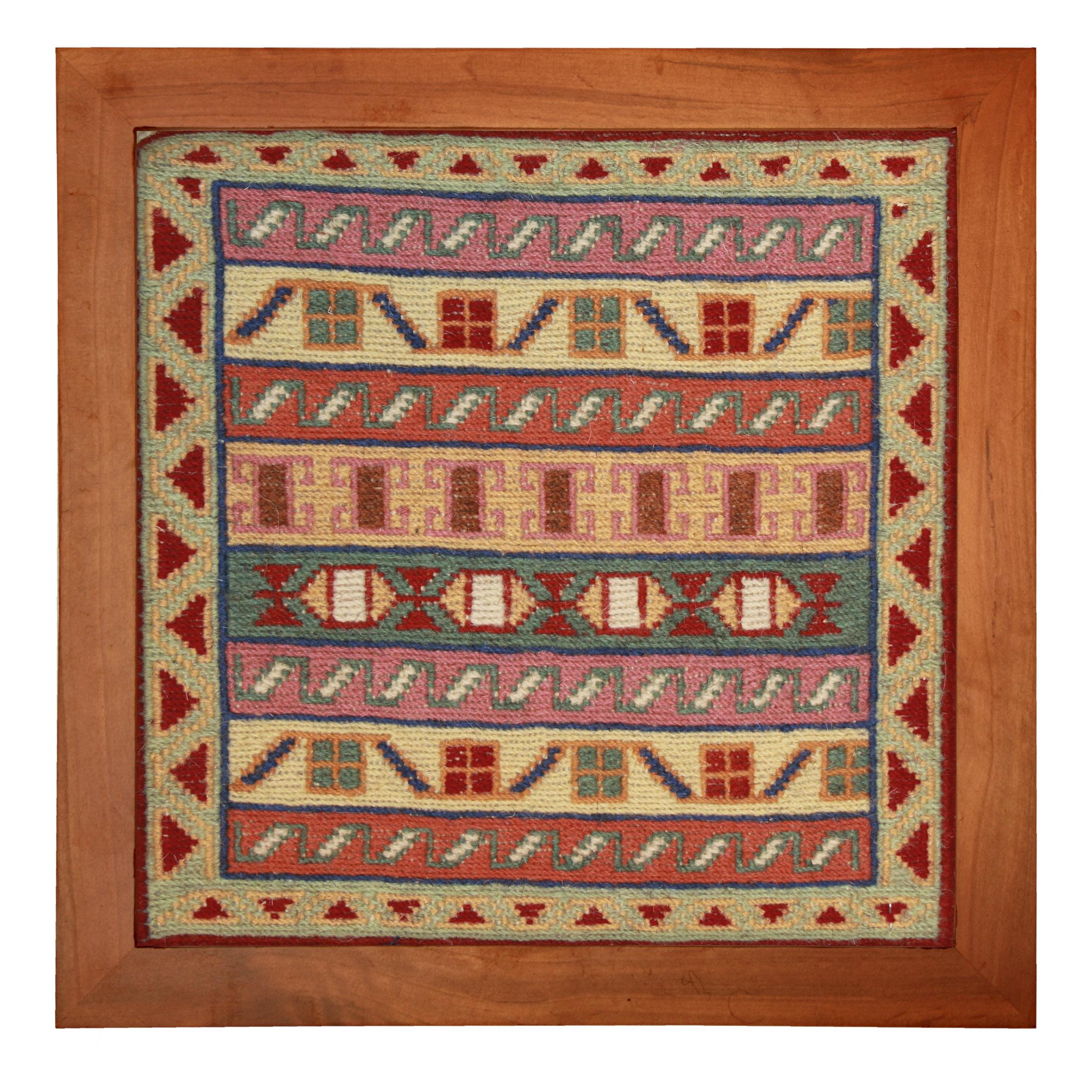 خرید                       تابلو فرش دستبافت کد 990508