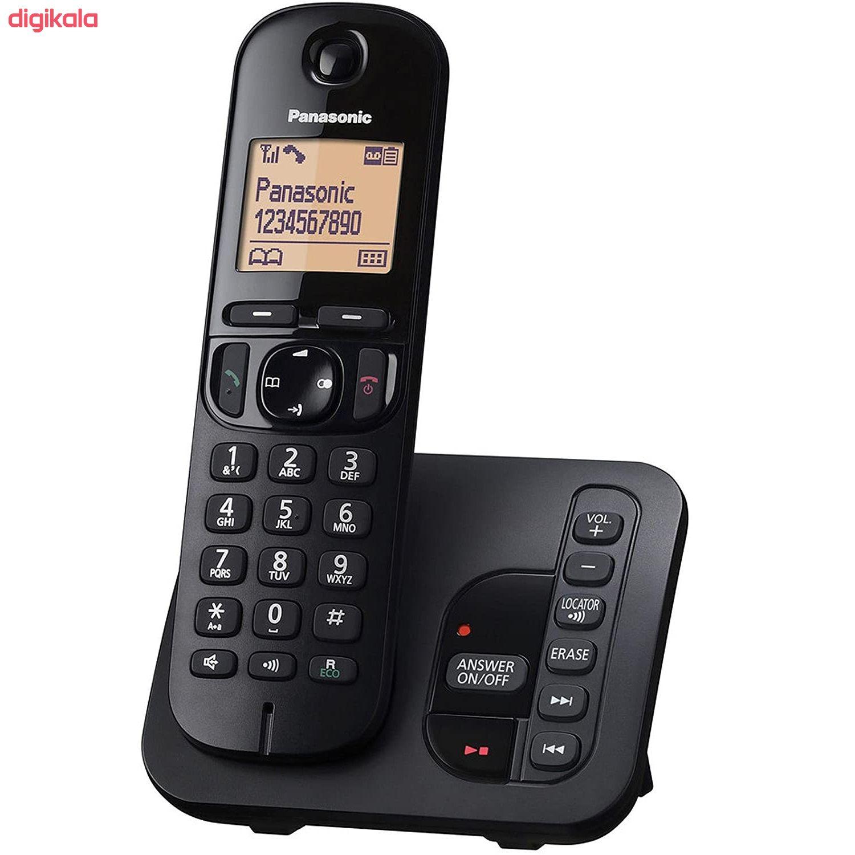 تلفن بیسیم پاناسونیک مدل KX-TGC220 main 1 1