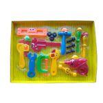 ست اسباب بازی مدل ابزار