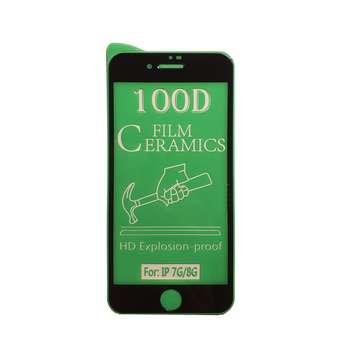 محافظ صفحه نمایش سرامیکی مدل FLCRG01mo مناسب برای گوشی موبایل اپل iPhone 7