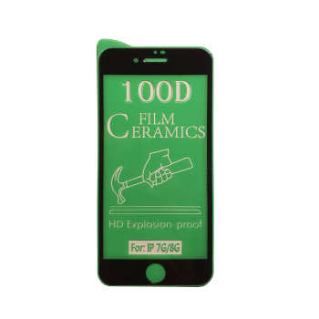 محافظ صفحه نمایش سرامیکی مدل FLCRG01st مناسب برای گوشی موبایل اپل iPhone 7