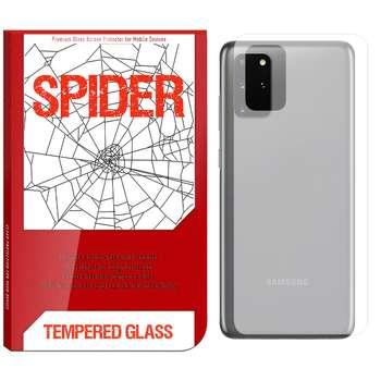 محافظ پشت گوشی اسپایدر مدل TPS-01 مناسب برای گوشی موبایل سامسونگ Galaxy S20 Plus