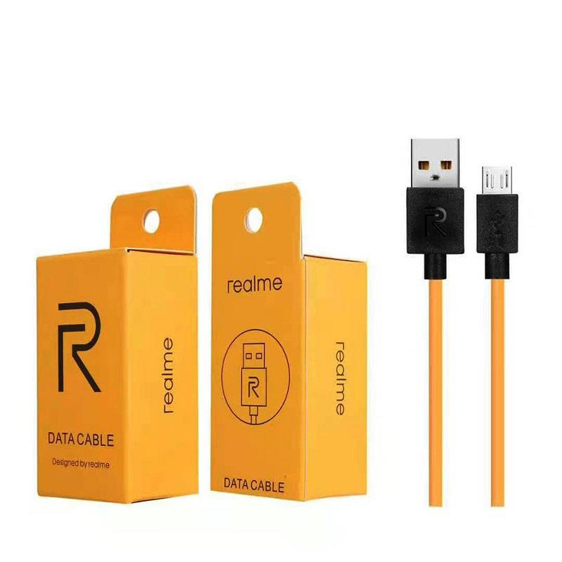 کابل تبدیل USB به microUSB ریلمی مدل CA طول 1 متر
