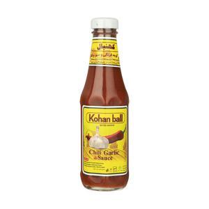 سس گوجه فرنگی با سیر و فلفل کهنبال - 325 گرم