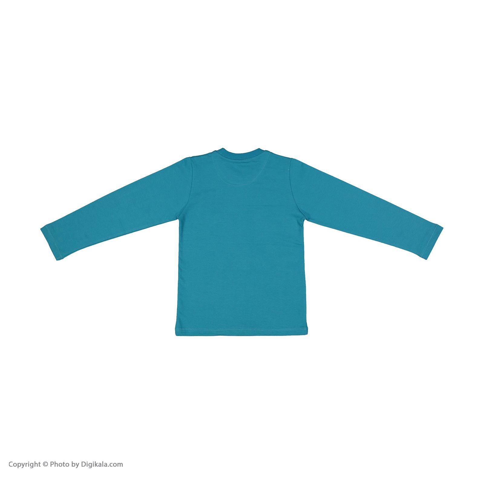 تی شرت پسرانه سون پون مدل 1391363-52 -  - 4