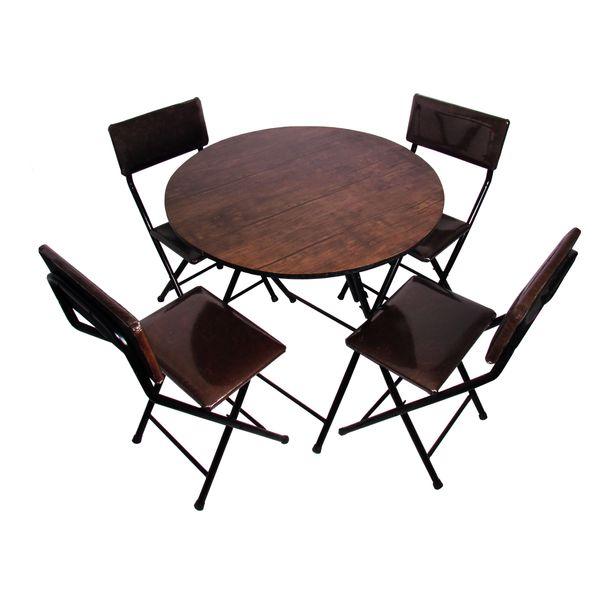 میز و صندلی سفری میزیمو مدل خاطره کد 5401