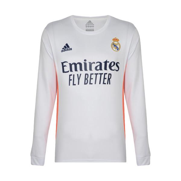 تی شرت ورزشی پسرانه طرح رئال مادرید مدل 2021